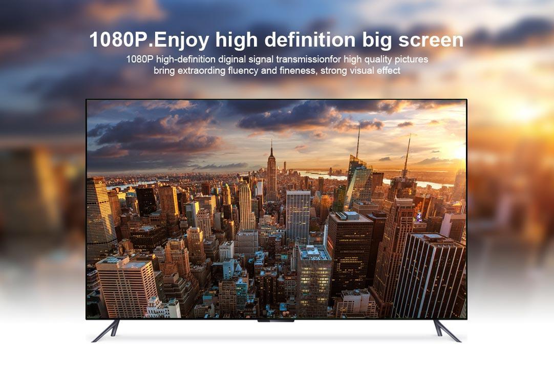Cáp DVI 1080P