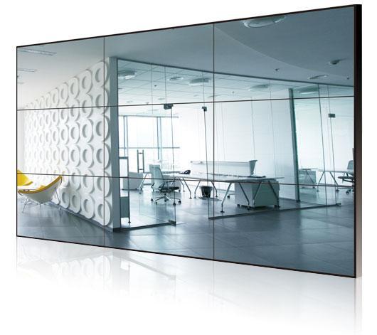 Parede de vídeo LCD