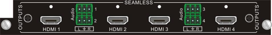 HDMI UT