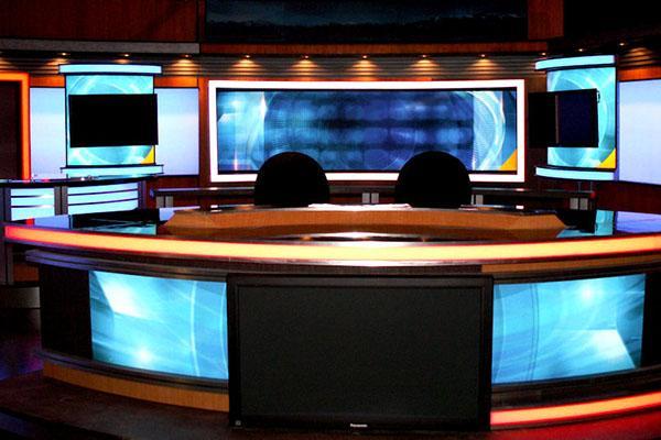 Live broadcast room