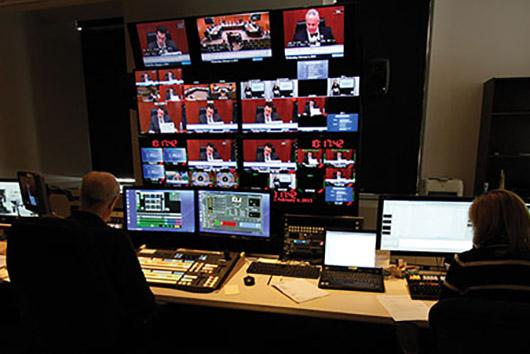government control room