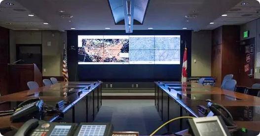 Armeijan ja puolustuksen videoseinäratkaisut