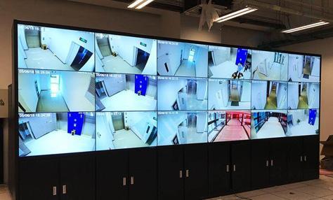 اتاقهای کنترل امنیتی