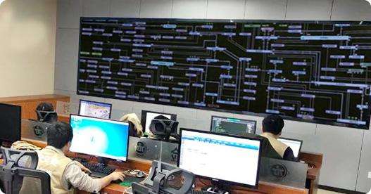 Lösungen für Verkehrsmanagementzentren