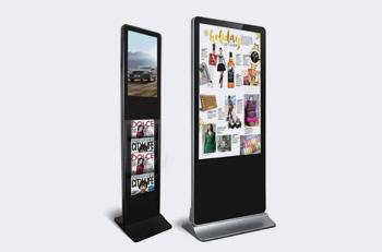 نمایشگر دیجیتال LCD