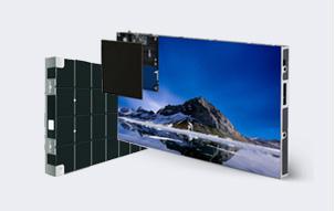 دیوار ویدئویی LED سری TW63