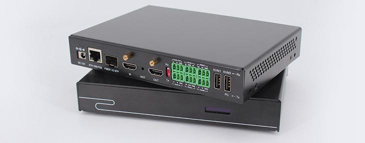 Controlador AV sobre IP de la sèrie NP